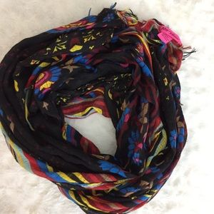 Betsey Johnson Wrap Scarf Shawl